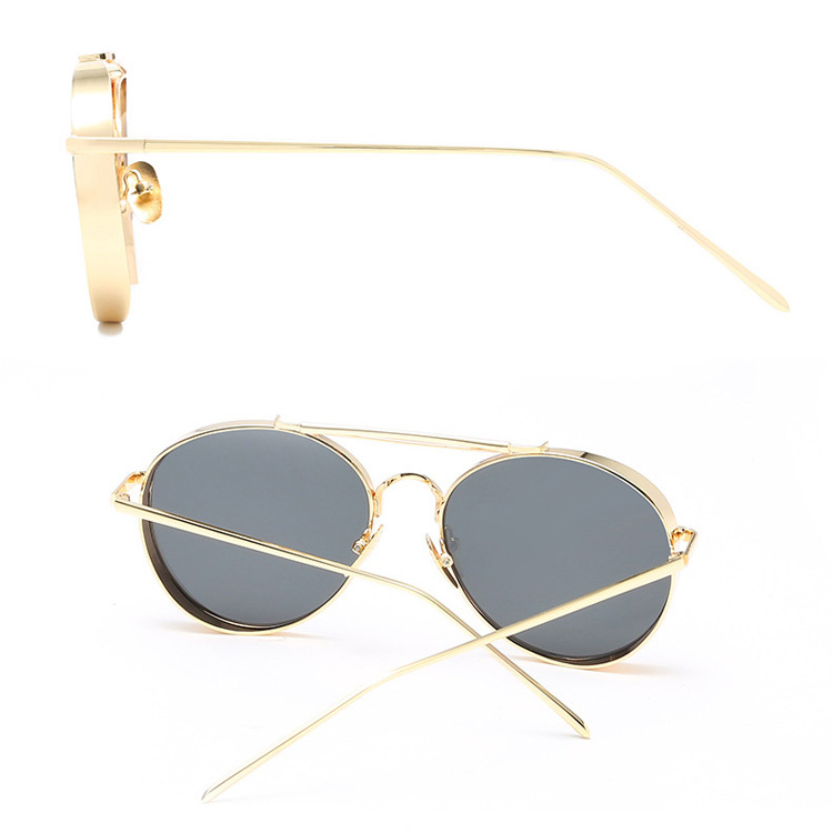 8db0dfa5a679 Custom trendy round womens sunglasses china manufacturers support design  your own sunglasses brand OEM logo gold metal frame – Zhejiang Dibor Glasses  Co., ...